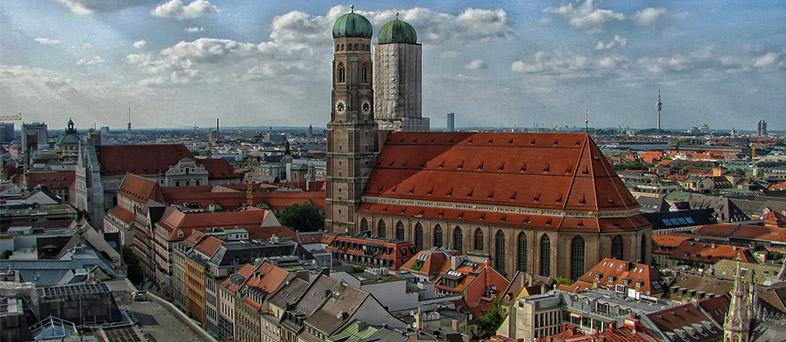 Città Monaco di Baviera