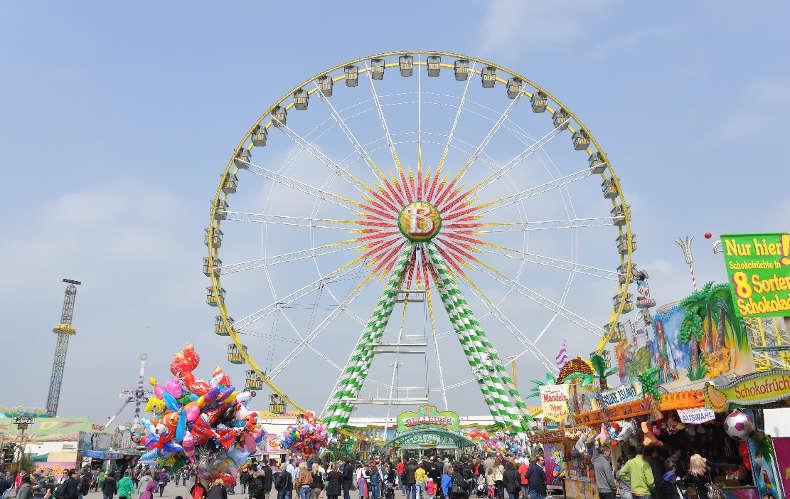 Fruehlingsfest Stoccarda