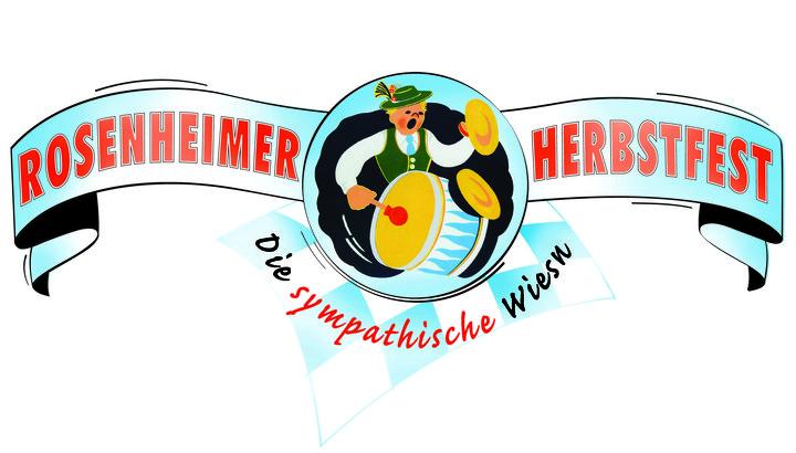 Logo Herbstfest Rosenheim