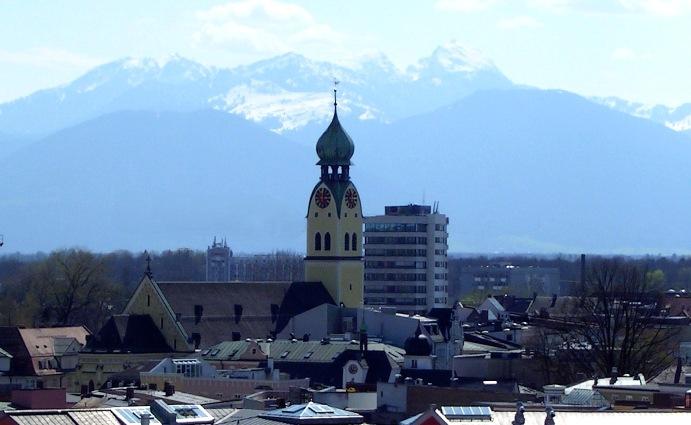 La Città di Rosenheim