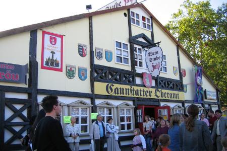 Tendone Cannstatter Oberamt - Cannstatter Volksfest