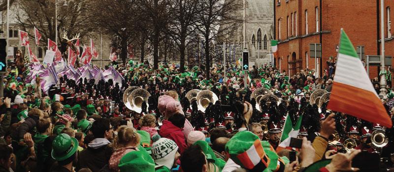 St.Patrick's Day Dublino