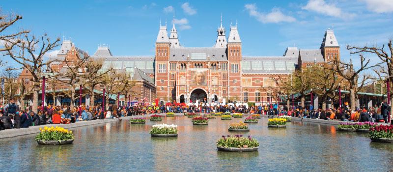 Festa del Re Amsterdam