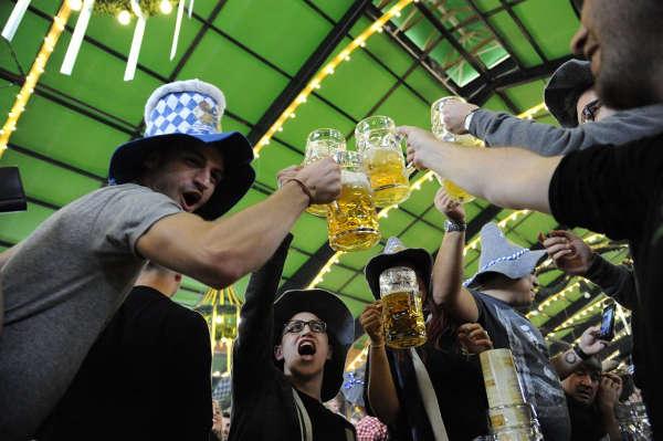Oktoberfest - Boccali di Birra