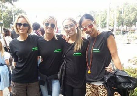 Birraioli - Gruppo ragazze all'Oktoberfest