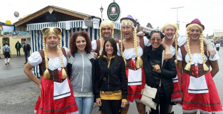 Birraioli all'Oktoberfest 2015