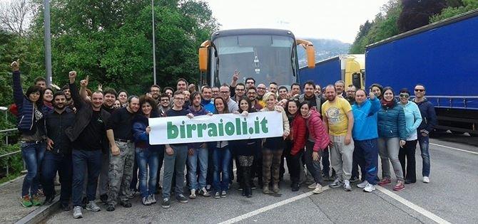 Bus Oktoberfest Birraioli