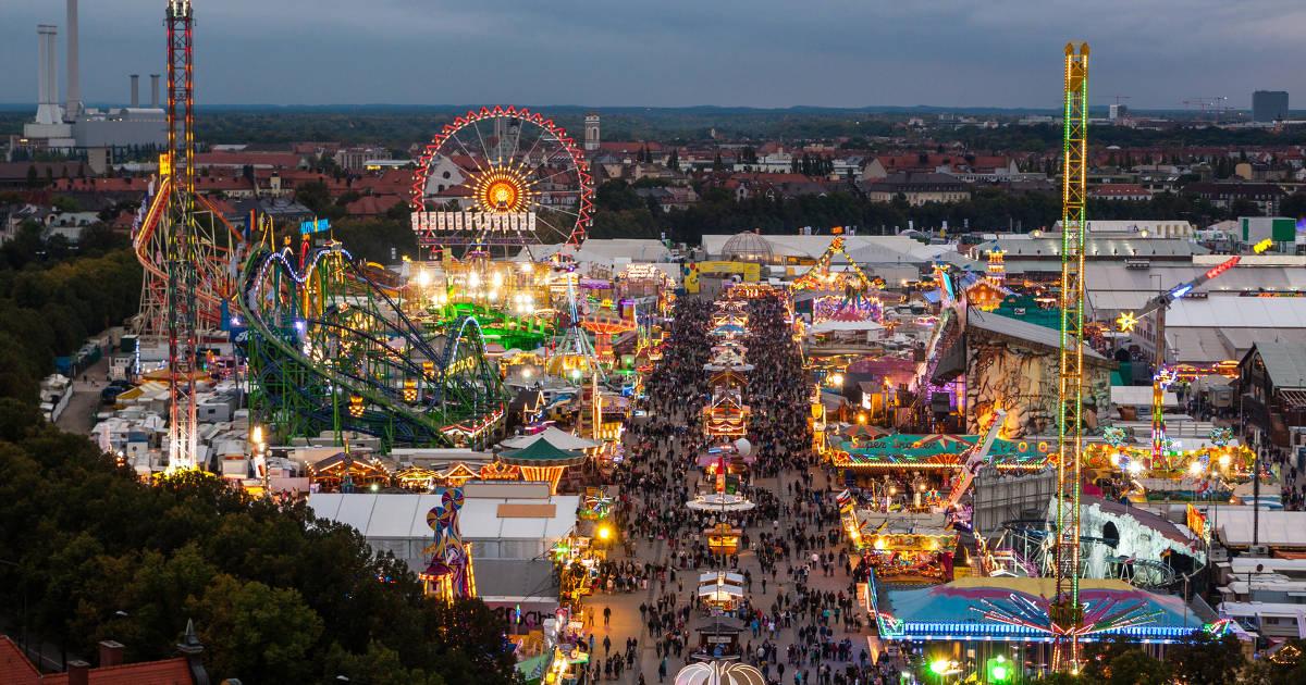 BILDER OKTOBERFEST MÜNCHEN 2019