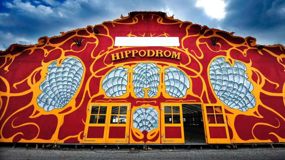 Hippodrom - Tendone Frühlingsfest Monaco