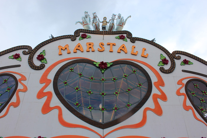 Tendone Oktoberfest Marstall