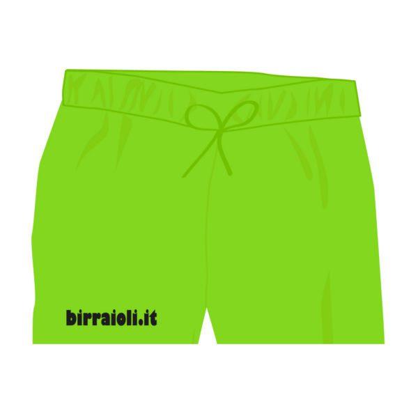 Pantaloncini Donna Birraioli.it - Fronte